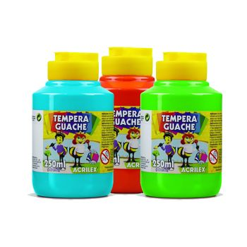 Tinta Guache Splash Color 250ml